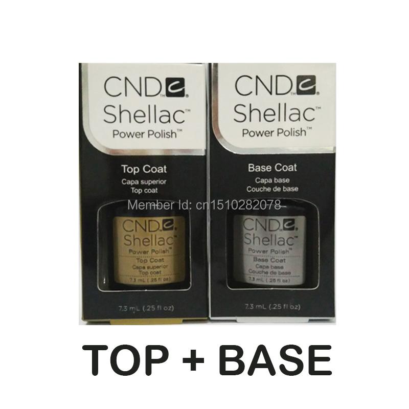 2Pcs/lot Hot Sale gel nail polish Soak Off UV LED Nail Gel Polish base+topcoat nail tools(China (Mainland))