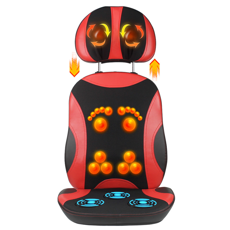 Electric luxury massage chair household multifunctional full-body massage device cushion for sale(China (Mainland))
