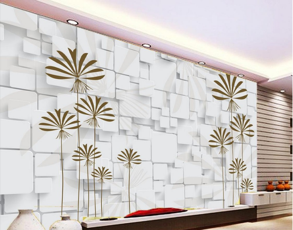 Papel tapiz mural bosque al por mayor de alta calidad de for Papel pintado personalizado
