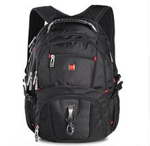 mochila notebook Canvas backpack zipper men rucksacks laptop travel bags mochila military men Vintage casual college school bags