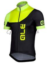 New arrived! ALE 2015 #2 short sleeve cycling jersey breathable shirt bike clothes jersey,free shipping!