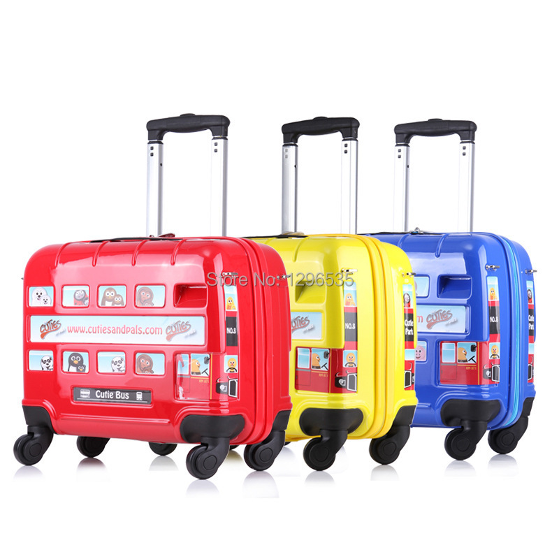 2014 Christmas Gift 16 inch new arrival luggage for children best trolley luggage high quality wholesale price Free Shipping(China (Mainland))
