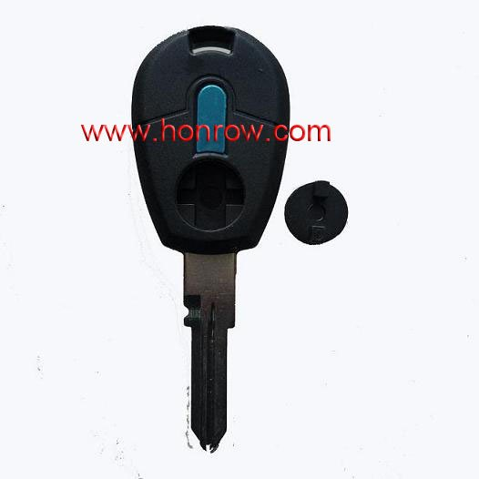 High quality Fiat transponder key shell (blade part can't be separated)(China (Mainland))