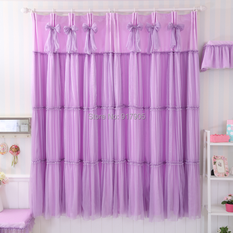 Purple Curtains For Bedroom Living Room Drapes Modern Pincess Living Room Curtains From Reliable Curtain