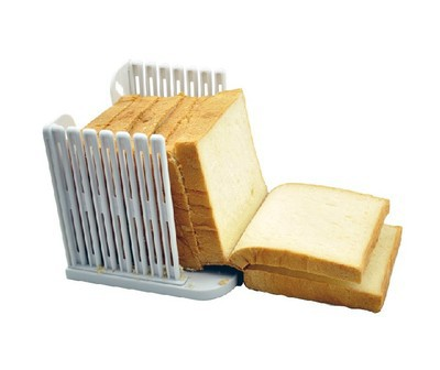 Free shipping New design Cake toast-cut bread slicer bread for toast layered cake slice(China (Mainland))