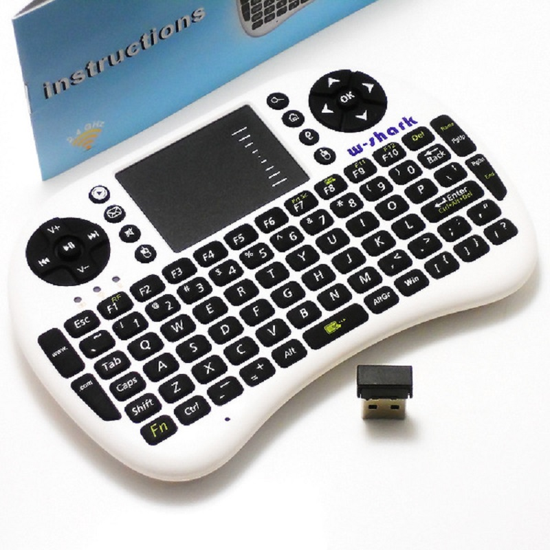 500AC mini 2.4G FLY Wireless Keyboard game controller For For Xbox For PS3 MX M8 CS918 Android TV Box Laptop Desktop(China (Mainland))