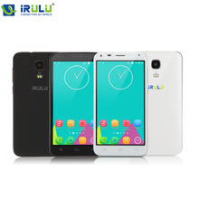 "iRULU Smartphone U1 mini 4.5"" Android4.4 3G Quad Core 854*480 IPS 1G+8G 5MP with Silicon Case/Screen film New Cell Smart Phone(China (Mainland))"