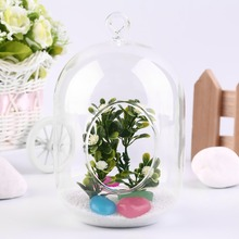 1pc Glass Vase Hanging Terrarium Succulents Plant Landscape Home Decor Gift Worldwide store(China (Mainland))