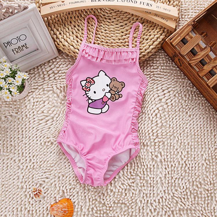 maillot de bain swimsuit girls swimwear swimsuit for girls one piece swimsuit child girl baby swimsuit kids(China (Mainland))