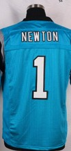 Men's Elite jerseys 1 Cam Newton Jersey blue 24 Josh Norman 59 Luke Kuechly 88 Greg Olsen 13 Benjamin Black White Blue Jerseys(China (Mainland))
