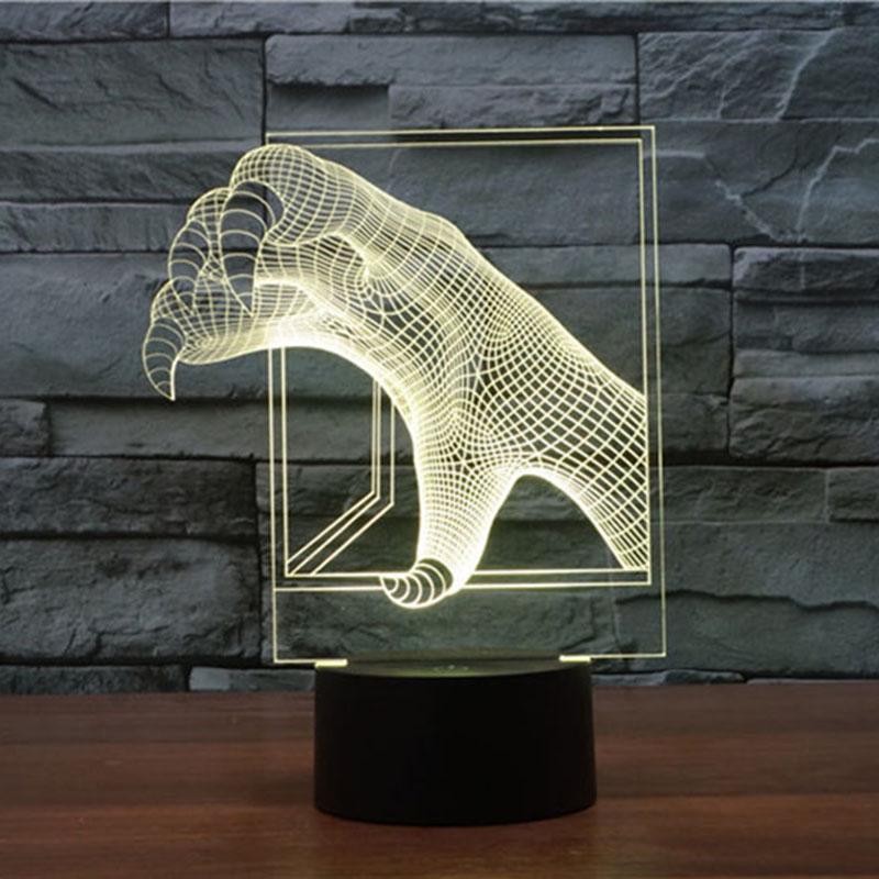 Achetez en gros dragon lampe en ligne des grossistes for Piece 3d en ligne