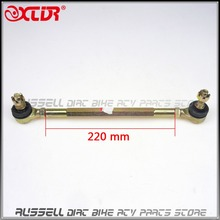 ATV Quad GO Kart Spare Parts 220mm Joint Ball Turn to  Tie Rod(China (Mainland))