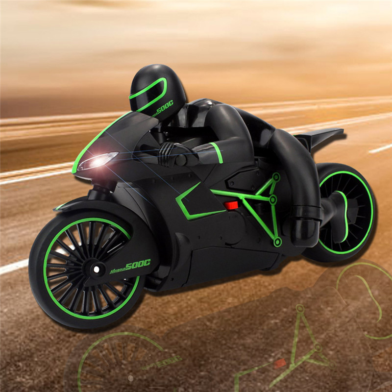 ZhenCheng 333 MT01B 1:12 4CH 2.4G RC Electric Motorcycle Toys Radio Control Motorcycles Toys for Boys(China (Mainland))