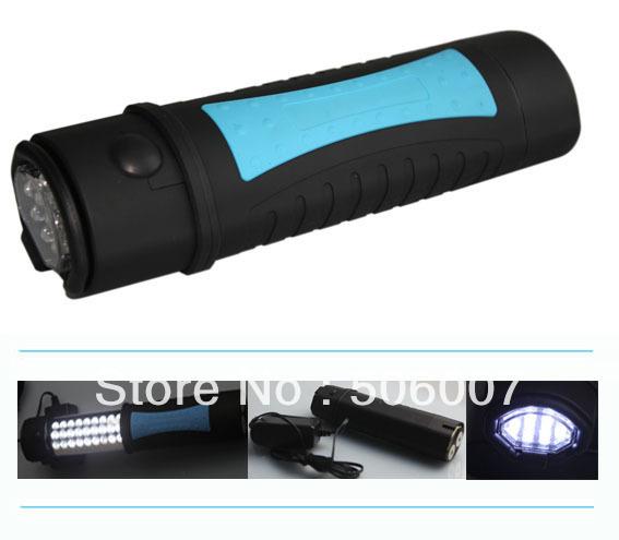 Multi-purpose Rechargeable Led Work Light,Led Work Lamp,Led Flashlight With 33 Led
