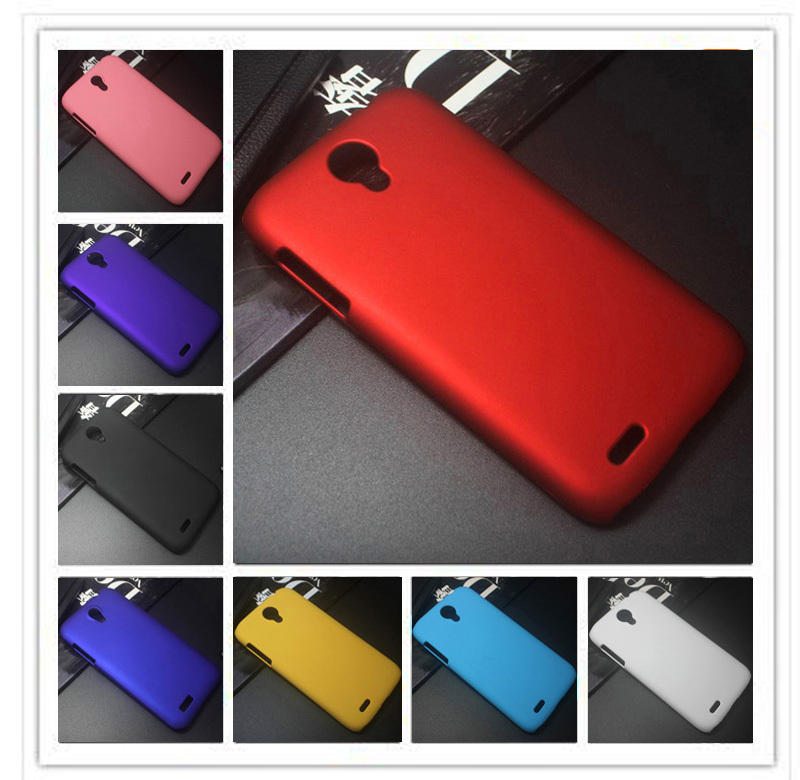 for Lenovo A859 case Hard Plastic Back Cover(China (Mainland))