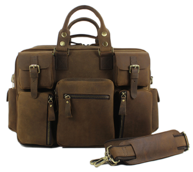 Mens Duffle Bag Leather Promotion-Shop for Promotional Mens Duffle ...