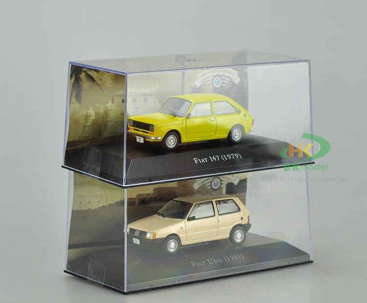 1/43 IXO FIAT 147 UNO Metal Diecast Toy Car Toys Collect Or Gift toys For Baby Gifts Free Shipping(China (Mainland))