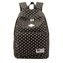 Shipping Free New Style Casual Student School Bag Women Computer Backpack Girl's Sports Backpack(China (Mainland))