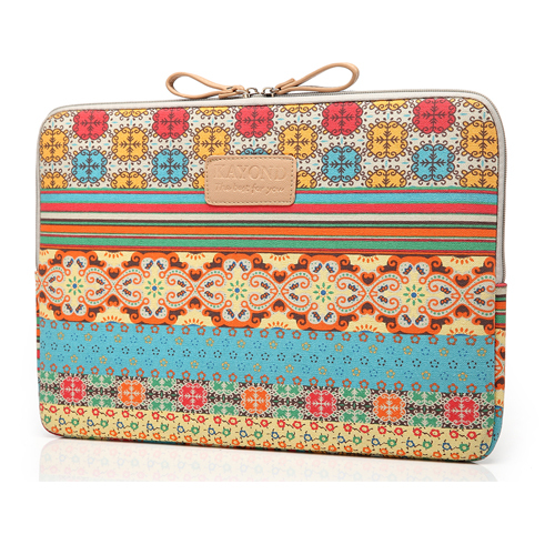 """Canvas 11 12 13 14 15.6 inch Laptop Bag Notebook PC Sleeve Case Pouch for woman for hp macbook sony 11.6"""" 13.3""""(China (Mainland))"""