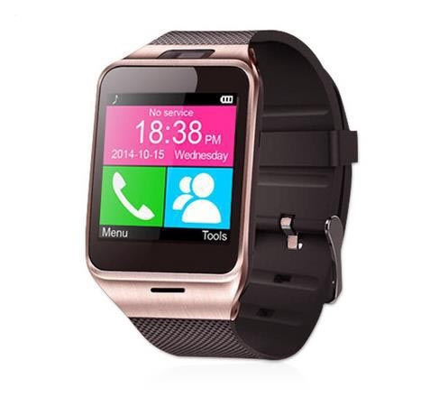 2016 Support GPS Aplus GV18 Smart Watch Clock Sync Notifier Support Sim Card Bluetooth Connectivity Apple iphone Android Phone(China (Mainland))