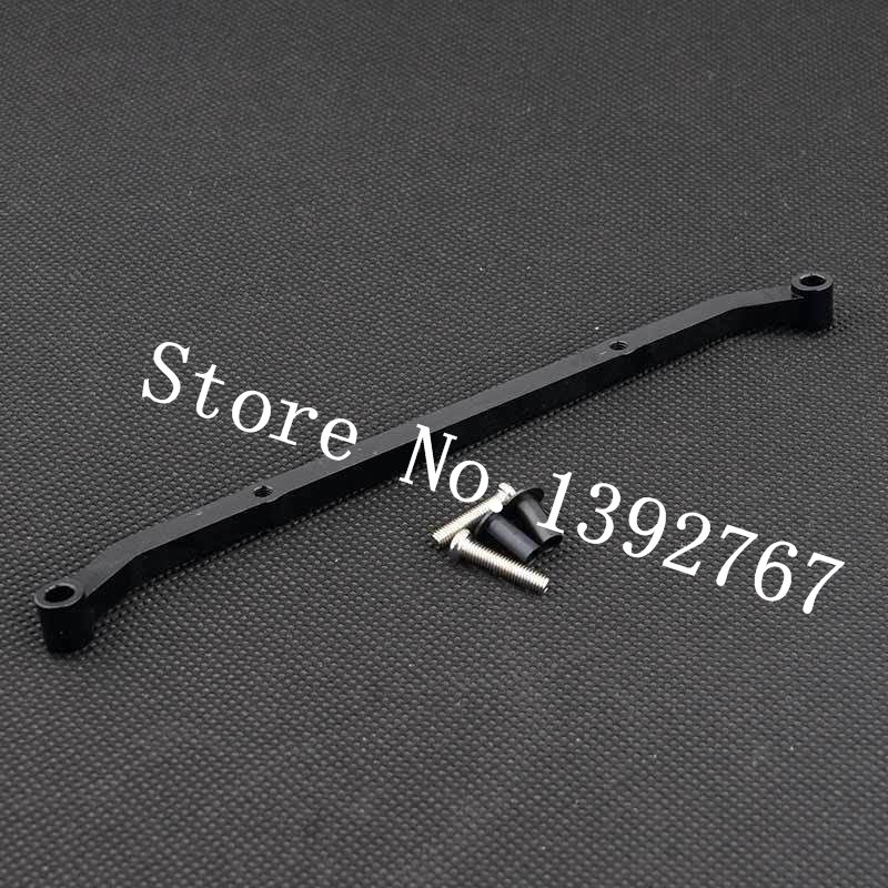 AXIAL SCX10 Crawler Parts Aluminum Steering Linkage Tie Rod For 1/10 Scale Models RC Car SCX-10 SCX10-09 Upgrade Metal(China (Mainland))