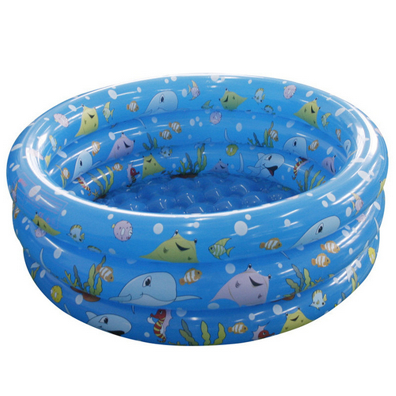 Grande piscine en plastique promotion achetez des grande for Piscine ronde plastique