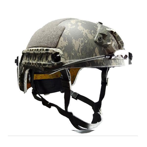 camo kevlarhelmet AOR2 M LG NIJ Lvl IIIA 3A FAST Kevlar Bulletproof Helmet MARPAT Woodland Digital Ballistic Bullet proof Helmet(China (Mainland))