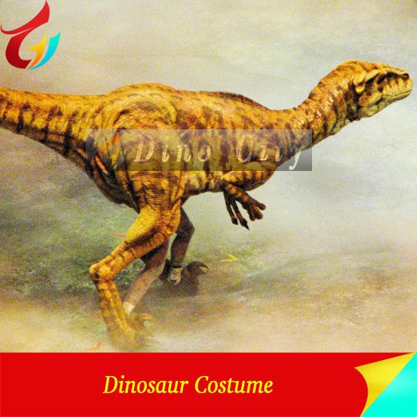 Animatronic Realistic Dinosaur Costume Velociraptor-in ...