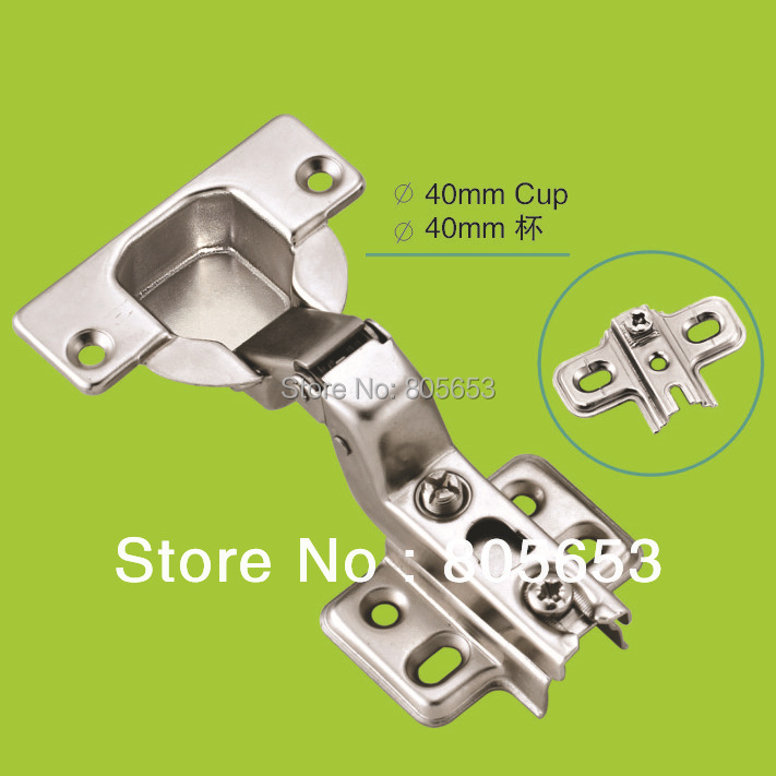 furniture and cabinet door two way 40mm concealed inset hinge (CH1313)(China (Mainland))