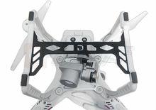 Protective Board protector Carbon Fiber Gimbal Camera Landing Guard For DJI Phantom 3 RC Quadcopter Drone