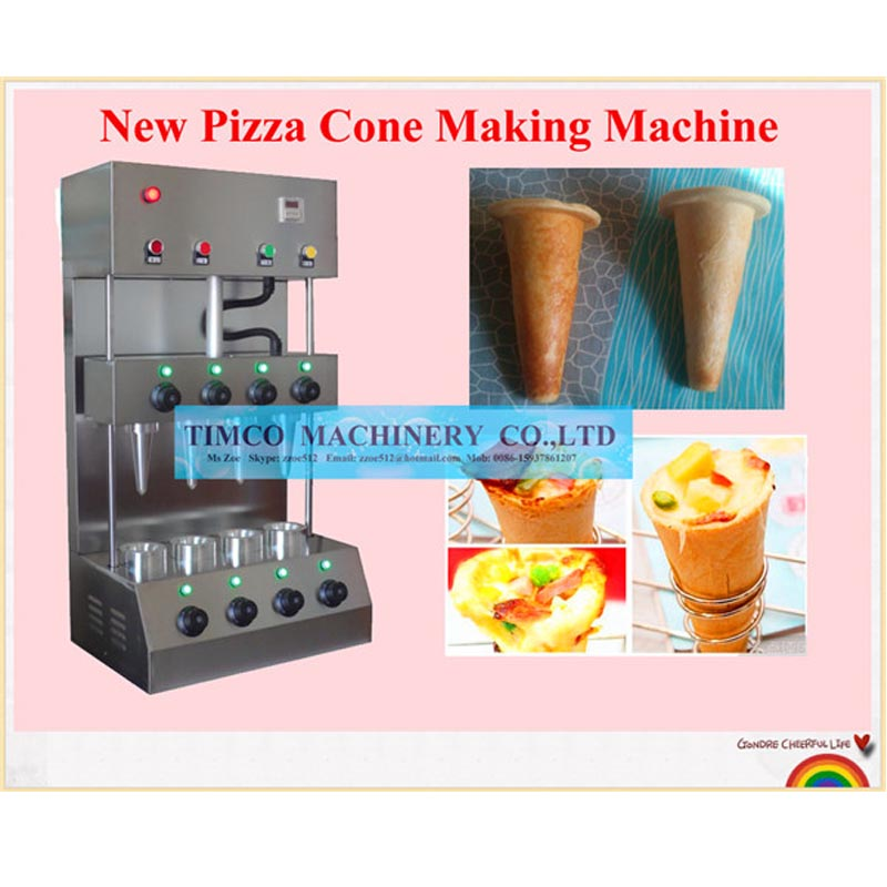 cone making machine