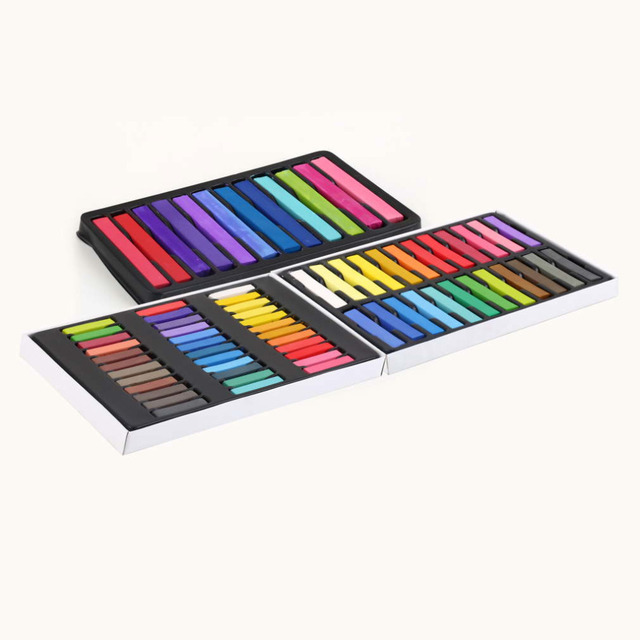Мода 6 / 12 / 24 / 36 цвета булавки номера - токсичных временная пастель площади ...