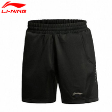 Buy Li-Ning Men's Badminton Match Shorts Quick Wicking Dry Solid Li Ning Fitness Breathable Sports Short Lining Table Tennis Clothes for $27.86 in AliExpress store