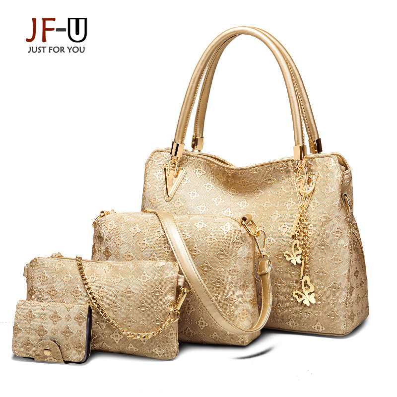 JF-U Luxury Handbags Women Bags Designer Shoulder Bags Women Bag Female Women Leather Handbags Bolsa Feminina Bolsas Sac Main