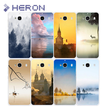 Buy Transparent Case xiaomi Redmi 2 3 4A Beautiful scenery Pattern Soft TPU Super Thin Back Cover note2 note4 pro for $1.30 in AliExpress store