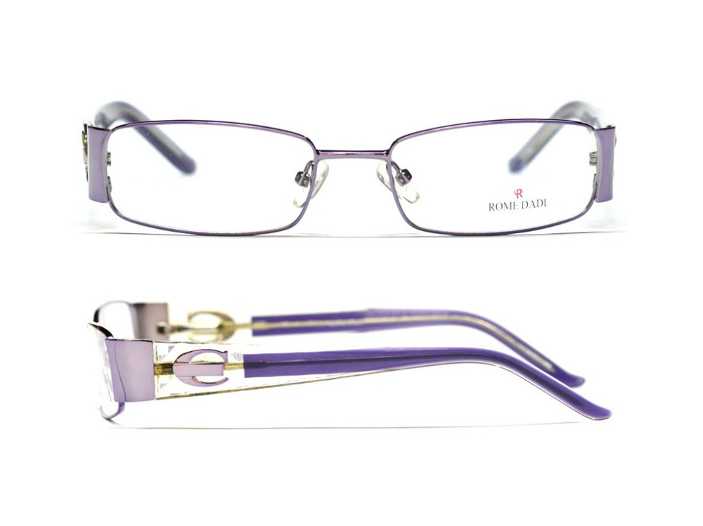 2014 metal frames acetate temple myopia reading glasses