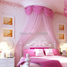 Romantic cherry blossoms combination wallpaper bedroom covered non-woven wall paper TV background wallpaper,Papel De Parede(China (Mainland))