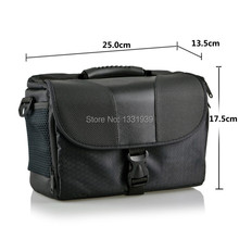 Buy DLSR SLR Camera Bag Nikon D3100 D3200 D3300 D5300 D5200 D5100 D7200 D7100 D7000 D90 D750 shoulder bag + Rain Cover for $21.32 in AliExpress store