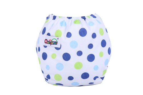 Baby Diaper Washable Reusable nappies changing cotton training pant happy cloth diaper sassy fraldas reutilizaveis NB031