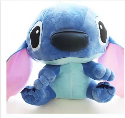 Movie &amp; TV Lilo &amp; Stitch  Stuffed plush 50cm Stitch plush toy doll w2707<br><br>Aliexpress
