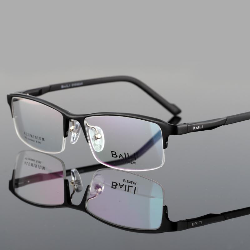 Aluminum magnesium metal alloy frame male glasses frame ...