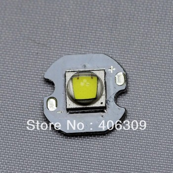 12mm Cree XM-L2 1A LED Star(6500K)+Free Shipping