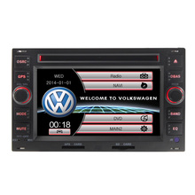 6Inch Car DVD Player Wince6.0 Digital Touch Screen For VW Passat b5 polo bora GPS Navigation Bluetooth Rearview Camera RDS FM