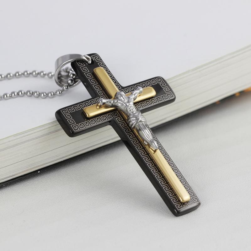 new promotion jewelry necklaces pendants catholic