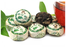 FG263 Free Shipping 50 Kinds Flavor Pu er tea Pu er tea Mini Yunnan Puer tea