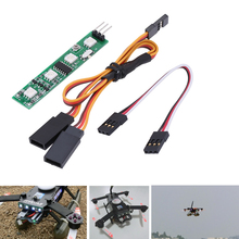 RC Quadcopter FPV 60*12mm LED Stop Indicator Brake Light Board for RC Quadcopter Aircraft Drone Board