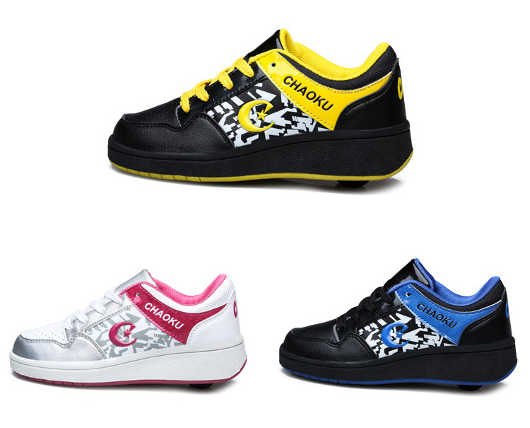Child heelys Jazzy Junior girls boys roller shoes children 3colour flying kids trainers wheels TX135  -  My city life 789 store