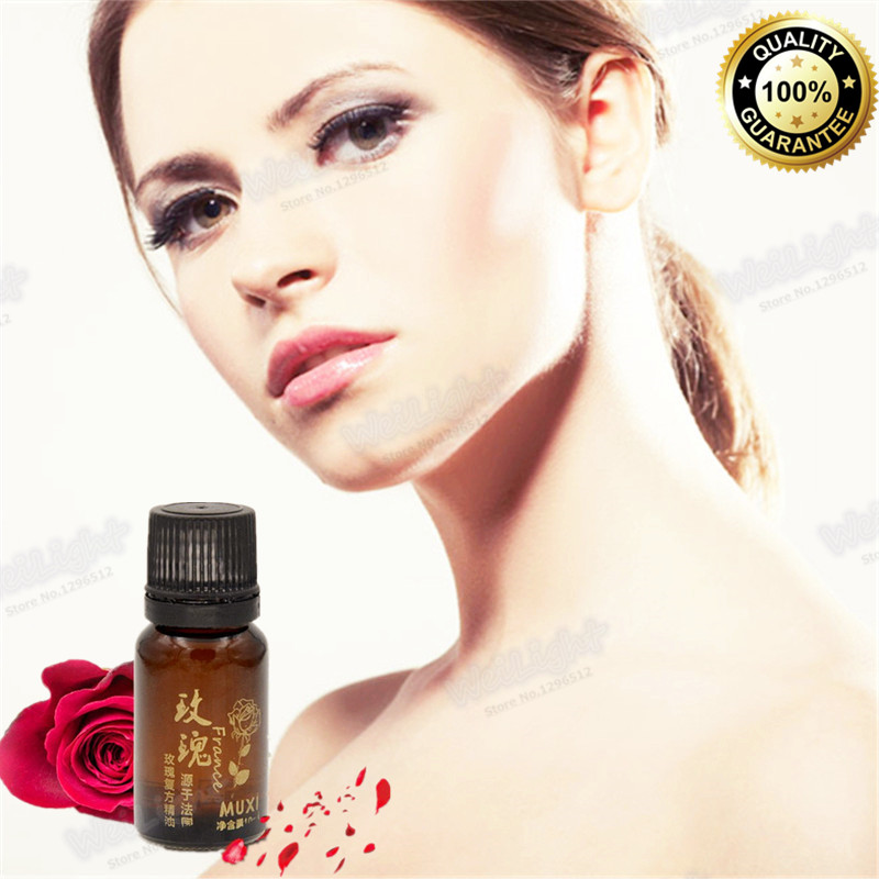 100% Pure Rose Essential Oil Aromatic Whitening Moisturizing Wrinkle Natural Aromatherapy SPA Massage Oil Girl Skin Body Beauty(China (Mainland))