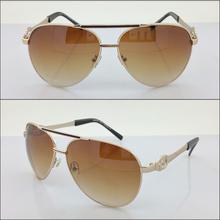 Fashion Sunglasses Men GU Brand Designer Luxury Sun Glasses Gold Frame Charm Mirror Gradient Lens Men's Sunglasses Women Oculos