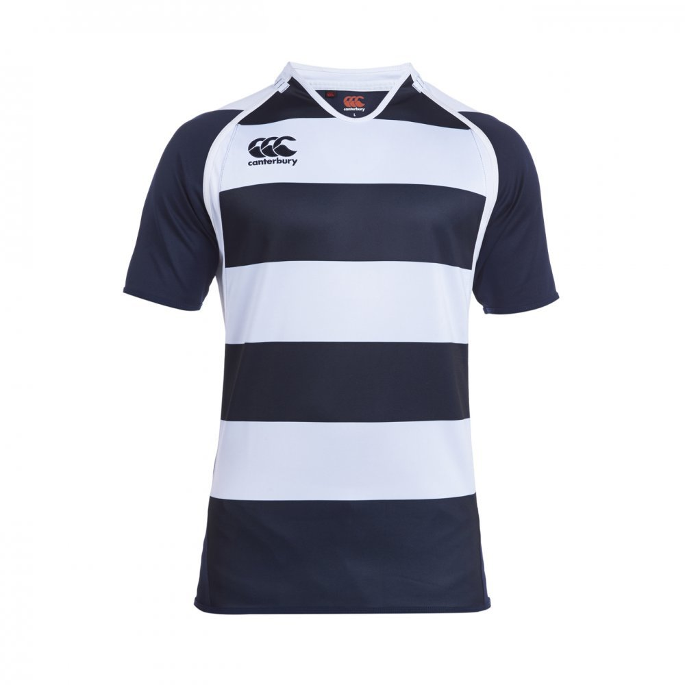 2015 New Arrival CCC HOOPED CHALLENGE JERSEY NAVY & WHITE contemporary fit jersey logo embroidered FREE SHIPPING(China (Mainland))
